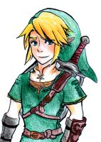 Link by Melody-in-the-Air