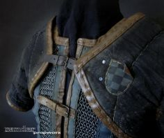 Witcher armour by BloodworxSander