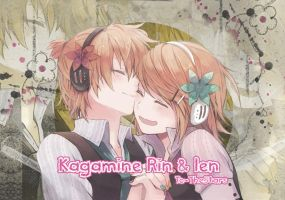 Vocaloid - Kagamine Rin And Len brotherly love by To-TheStars