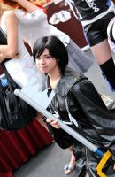 Xion - Even Nobody can smile by Achico-Xion