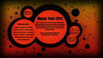 Music Festival Ad by Axle9