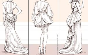 Study: Fashion 2 by nominee84