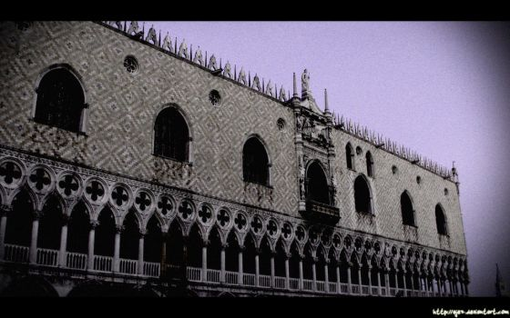 Venice Old Movie by AjeZ
