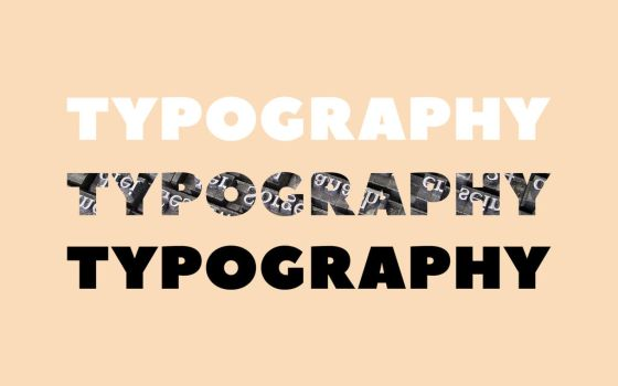 Typography by Achivald