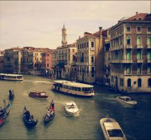 weekend in Venice by VesnaSvesna