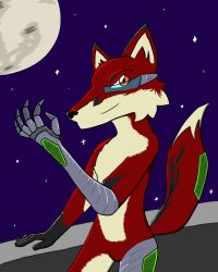 Request: Cyberfox by The-Hapless-Enigma