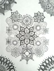 Flowers of Rokshana (Finished) by Gambargin