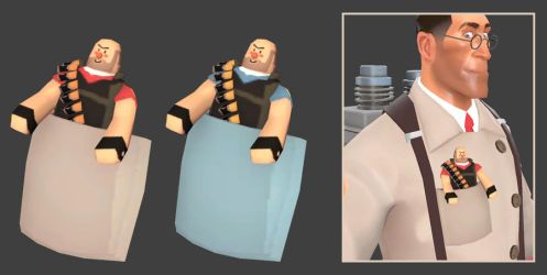 Pocket Heavy by TimeLordEnglish