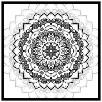 Mandala 004 by Marce3