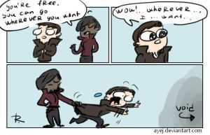 dishonored, doodles 43 by Ayej
