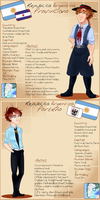 ( Profile ) Argentina Brothers by M-eerki