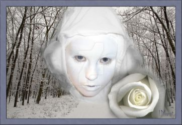 Conte d Hiver - A Winter Tale by Nerialka
