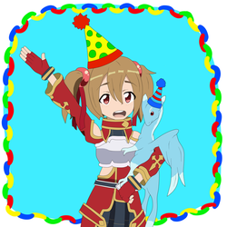 Happy Birthday, Silica! (2018) by DEAD-SnAke-by