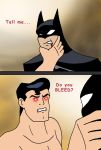 Justice League - Do you BLEED? (DCAU-style) by edCOM02