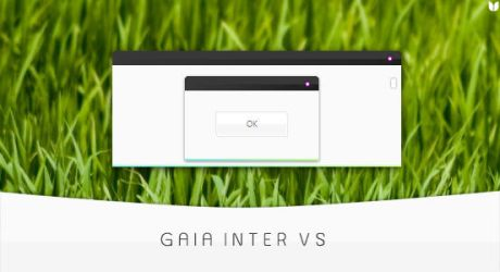 GAIA INTER VS by kowoolo