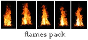 flames pack by syccas-stock