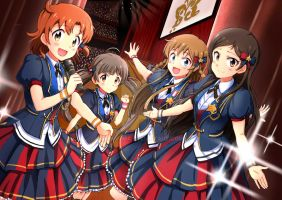 THE IDOLM@STER MILLION LIVE! by inayama