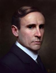 Downton Abbey-Mr Lang by yichenglong1985