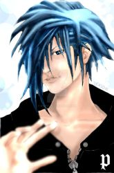 Zexion. by puttL