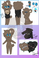 Strawbarry's new ref (2018 ) by The-Crazy-Canadian