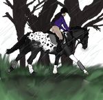 Some Quite Ride by NorthernMyth