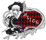 Alice-hairframe by zero0810