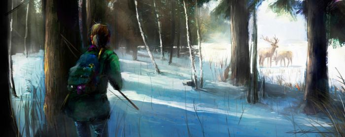 The last of us: Hunting by VitoSs