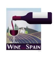 Wine from Spain by Chiba-Wolf