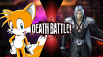 Tails vs Sephiroth by AutobotHoneflash