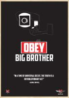 OBEY BIG BROTHER by stevie52