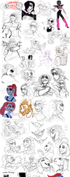 ''I'm UNDERTALE trash dump'' [SPOILERS!] by LiLaiRa