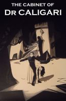 The Cabinet Of Dr Caligari by Kveld