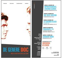 de genere doc - flyer by ficod