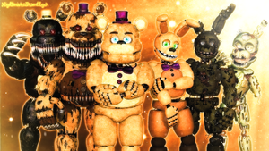 [SFM/FNAF] What They Have Become II by NightmareEramthgin