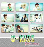 u-kiss folder icons (request) by stopidd