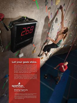 SparkFun Ad by dubou4