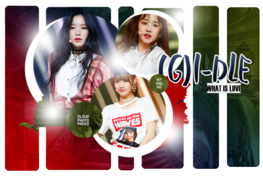 417| (G)-IDLE//LATATA Perf. PHOTOPACK by CloudPhotopacks