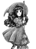 Little witch by courtneygodbey