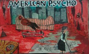 american psycho by monteGlover