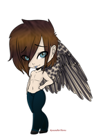 Avian custom for CathARTic1 by RoseandherThorns