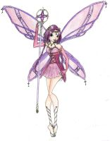 request winx oc: Phoenix by The-Angel-Of-Light