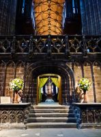 High Kirk of Glasgow I by Sonia-Rebelo