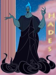 Hades - Pluto by 666-Lucemon-666