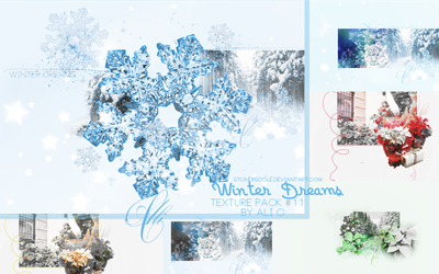 'WinterDreams' - Texture pack #11 by stonerscole