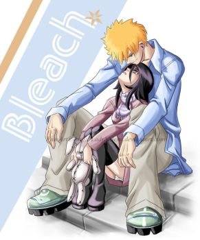 .:IchiRuki-Keeping you Close:. by Nardhwen