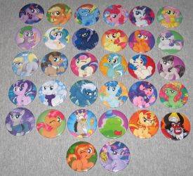TrotCon 2015 buttons by AleximusPrime