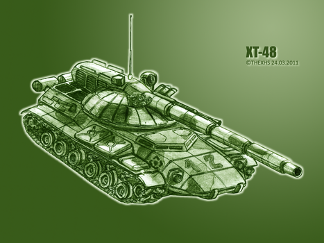 XT-48 by TheXHS