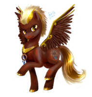 Pony Commission: Dream Weaver by enigmatia
