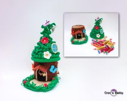 The Fairy House by Crocsbetty