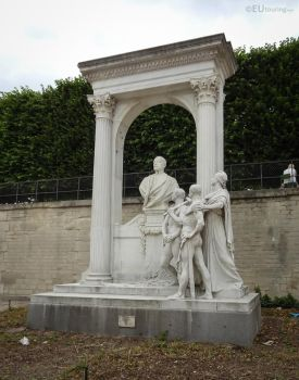 Waldeck-Rousseau marble monument by EUtouring